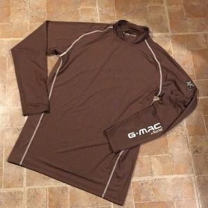 G-Mac by Karel compression turtleneck size large